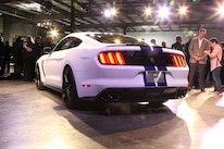 Ford 2016 Shelby GT350 Unveiling Mustang 09