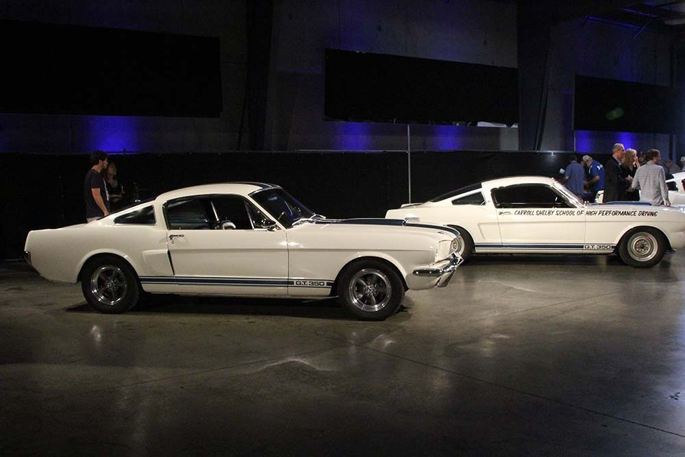 Ford 2016 Shelby GT350 Unveiling Mustang 13