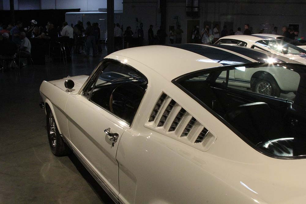 Ford 2016 Shelby GT350 Unveiling Mustang 15