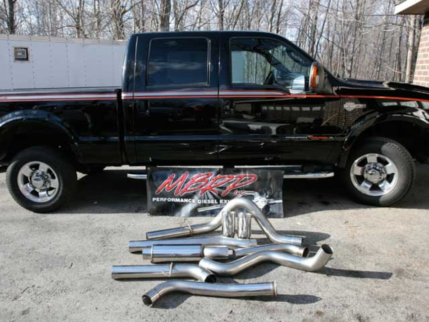 Mmfs_060064_01_z Mbrp_cool_duals_exhaust_install 2004_ford_f350_power_stroke_diesel