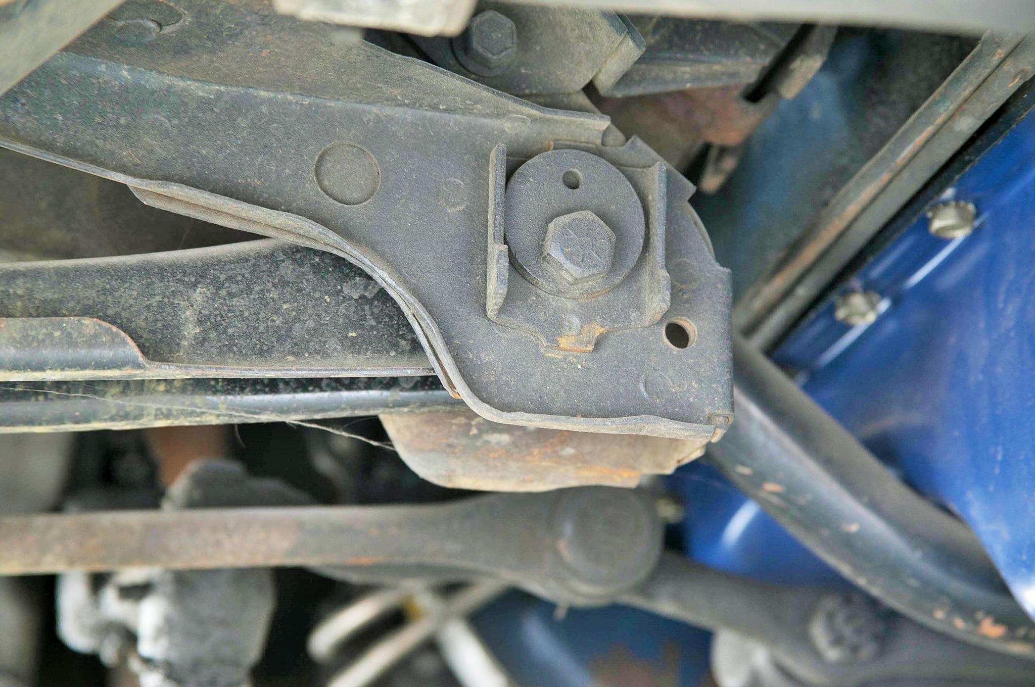 Camber Adjustment