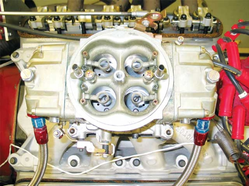 Four-Barrel-Carburetion Tech Tips - Carbin' Out - Muscle Mustangs
