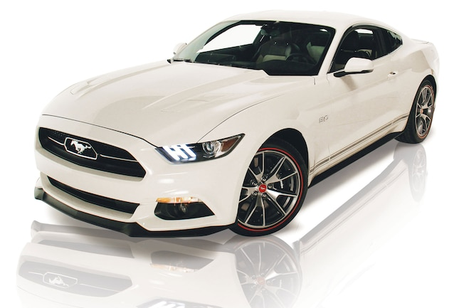 2015 Ford Mustang Gt Dream Giveaway Front Quarter