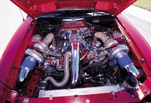 P31322_large 1997_Ford_Mustang_Saleen_Twin_Turbo Engine