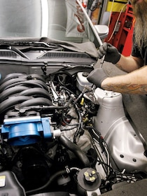 Ford Mustang Comp Cams Swap - Muscle Mustangs & Fast Fords