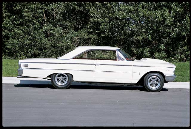 1963 Ford Galaxie Lightweight Passenger Side