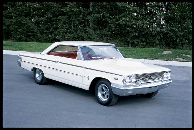 1963 Ford Galaxie Lightweight Front Passenger Side