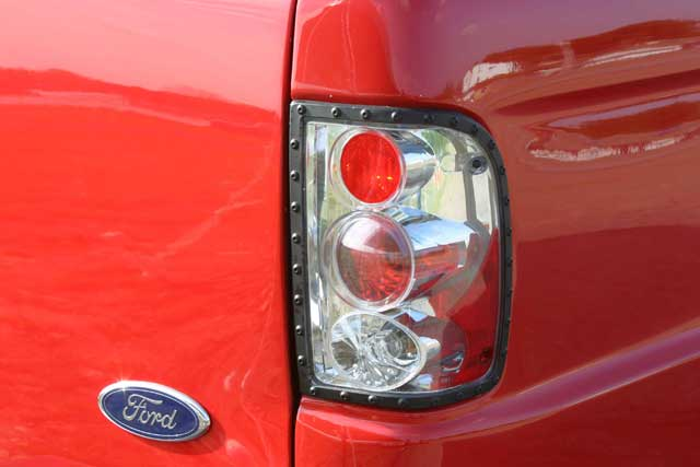 1966 Ford F100 Lightning Rear Taillight