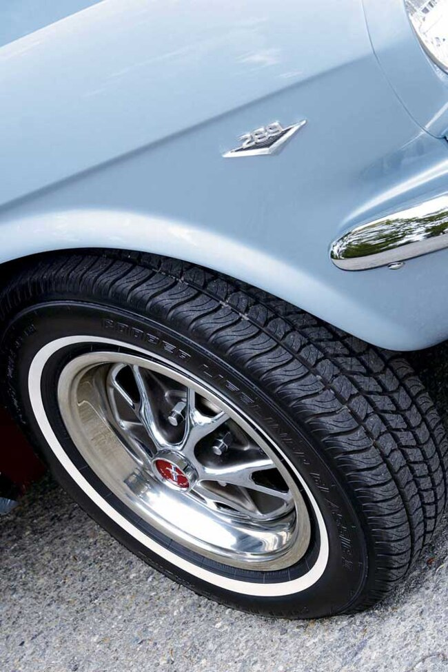 Best Ford Mustang Tires Tech Articles Mustang Monthly Magazine