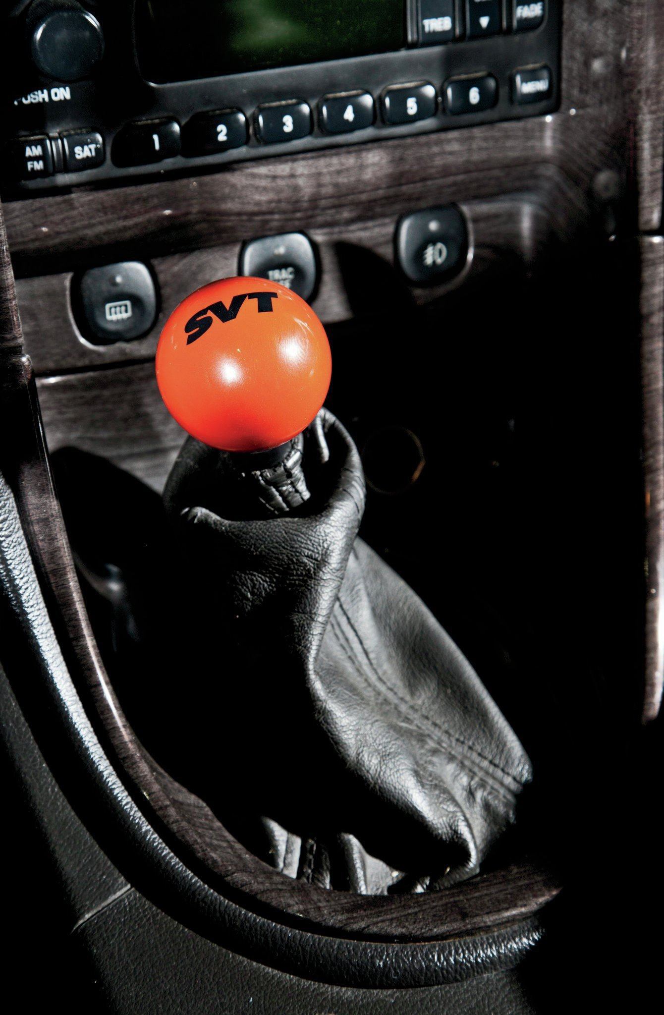 2004 Ford Mustang Cobra Svt Shifter