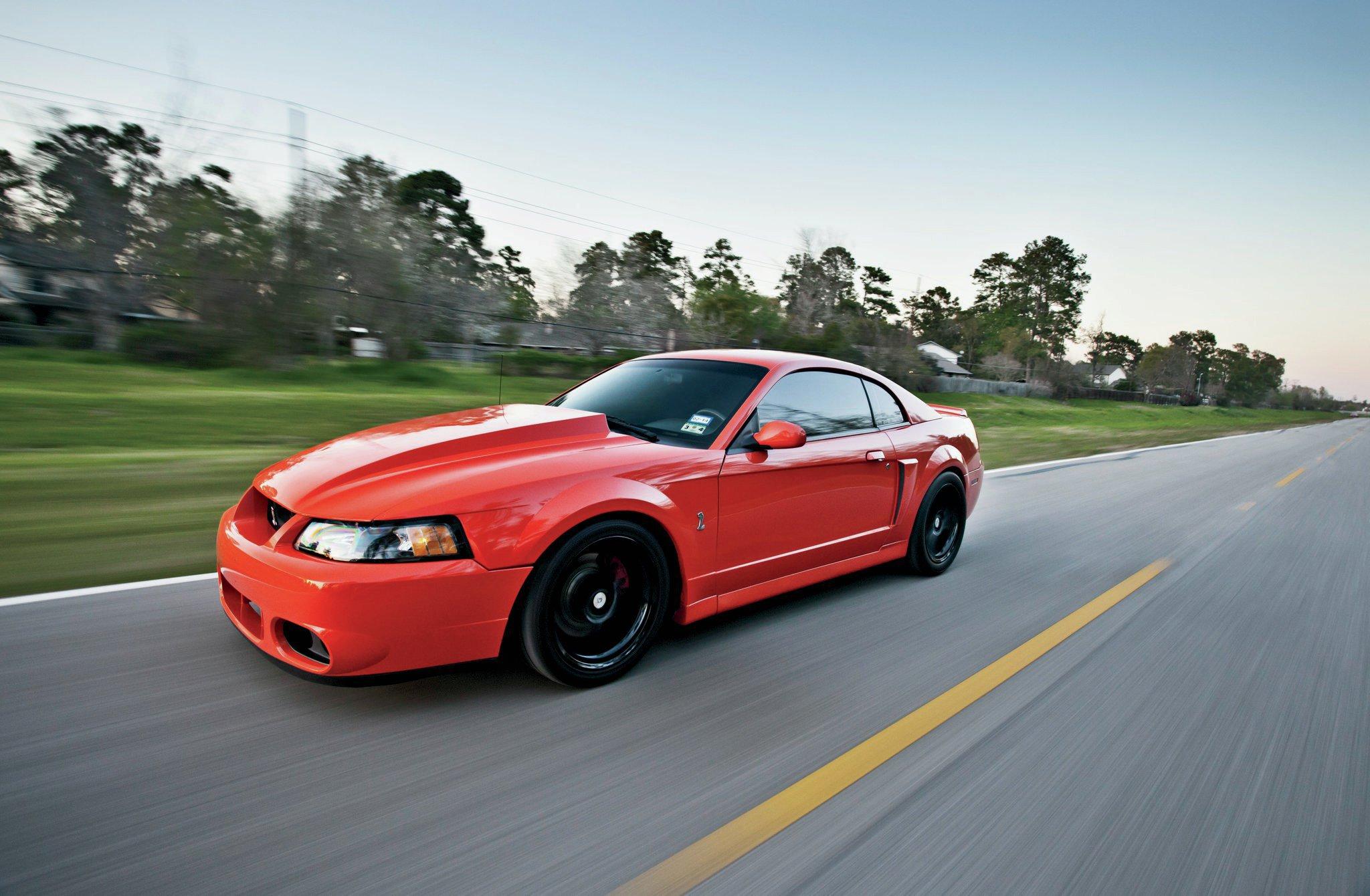 2004 Ford Mustang Cobra