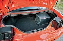 2004 Ford Mustang Cobra Trunk