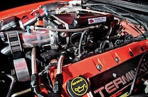 2004 Ford Mustang Cobra Engine