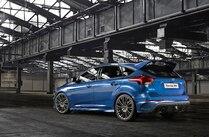 2016 Ford Focus Rs Rear Quarter