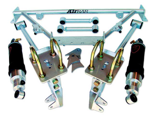 Air Suspension Airbar Rear