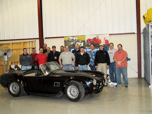 Factory Five Roadster Graduating Class