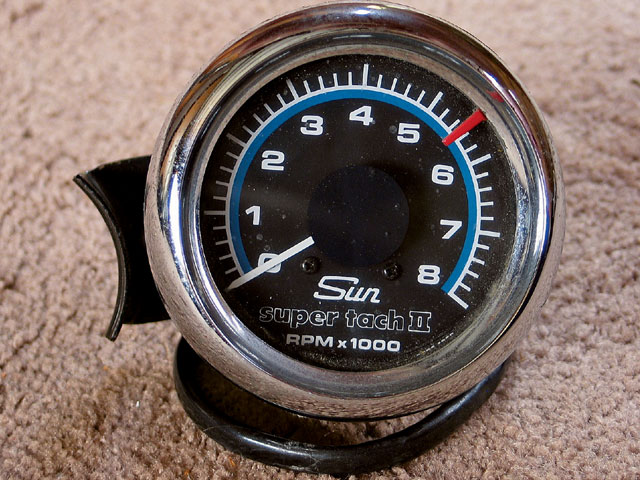 Ford Gauges Guage View