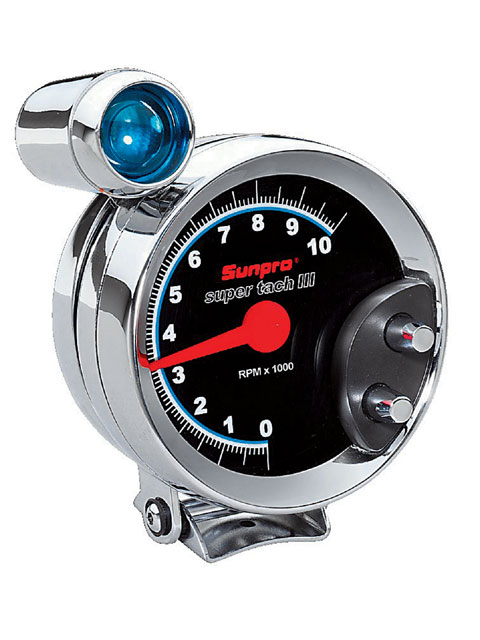 Ford Gauges Rpm Guage View