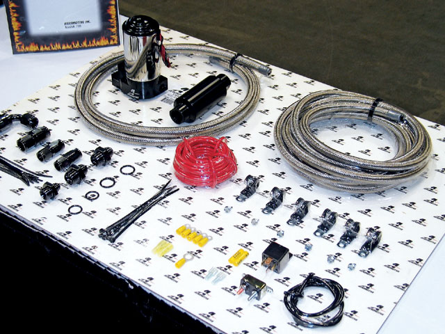 Hot Rod Trade Show Fuel Pump