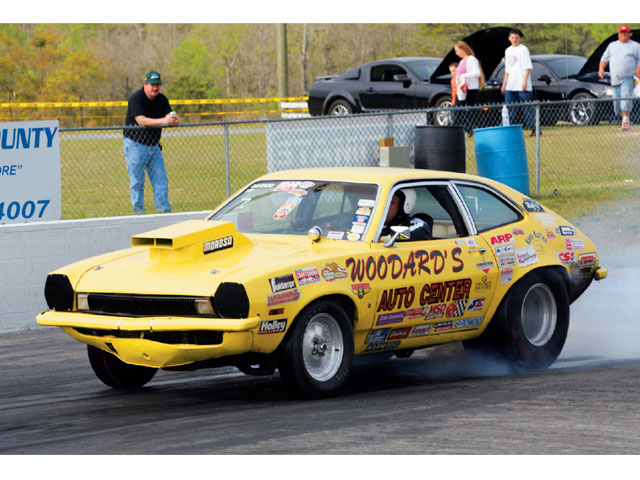 Nmra Ford Nationals Yellow Pinto