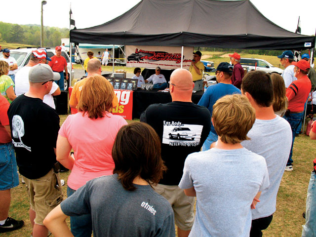 Nmra Ford Nationals Ceremony