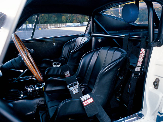 1965 Ford Mustang Shelby R Interior