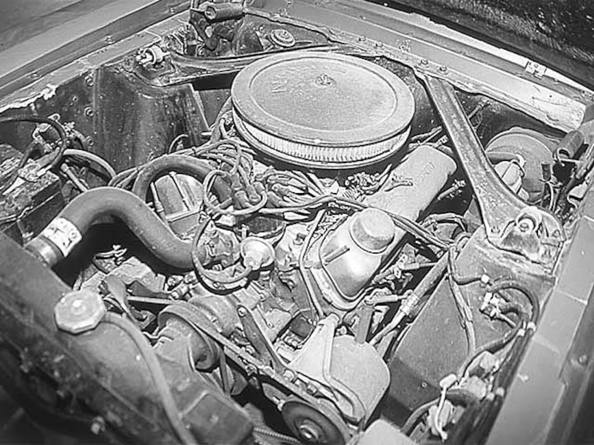 173_0011_9z 1967_Ford_Mustang_GT500 Engine