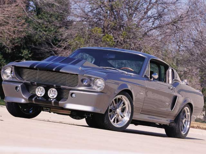 173_0409_01z 1967_Ford_Mustang_GT500E Front_Driver_Side