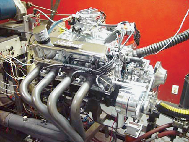 Ford 427 Windsor And 428 FE Engine Build Windsor Engine Dyno