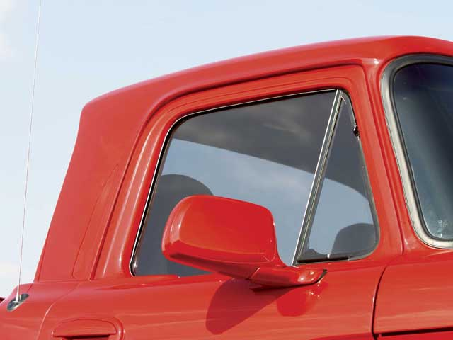 1966 Ford F100 Truck Front Passenger Window