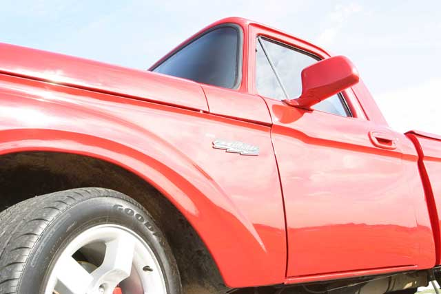 1966 Ford F100 Lightning Driver Side View