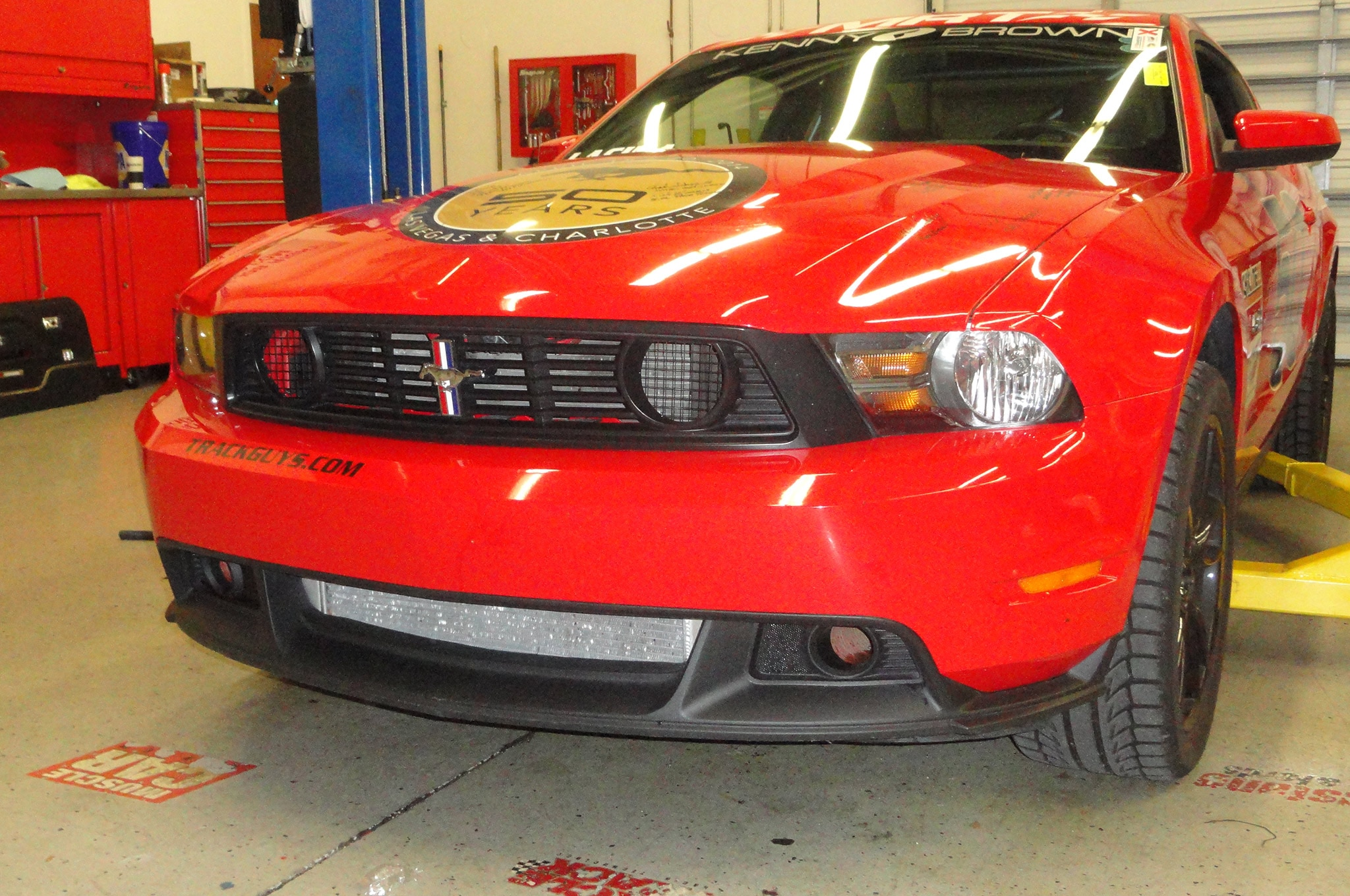 2011 Ford Mustang Vmp Supercharger Cooling Upgrade Boss