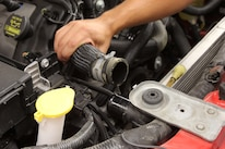2011 Ford Mustang Vmp Supercharger Cooling Upgrade Upper Hose