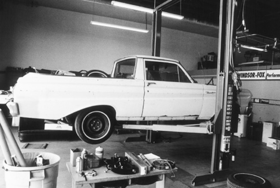 1964 Ford Falcon Ranchero Suspension Upgrade - Mustang & Fords Magazine