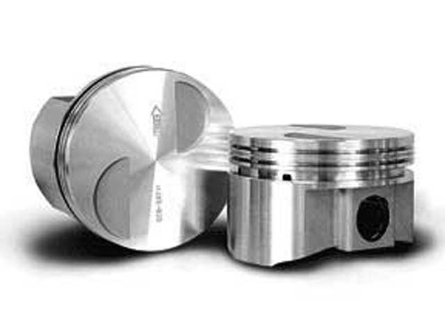 Piston Basics Forged Pistons