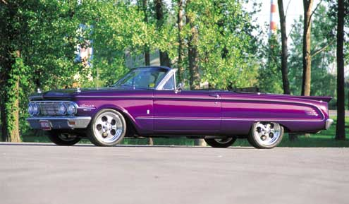 1963 Mercury Comet Driver Side