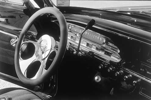1963 Mercury Comet Steering Wheel