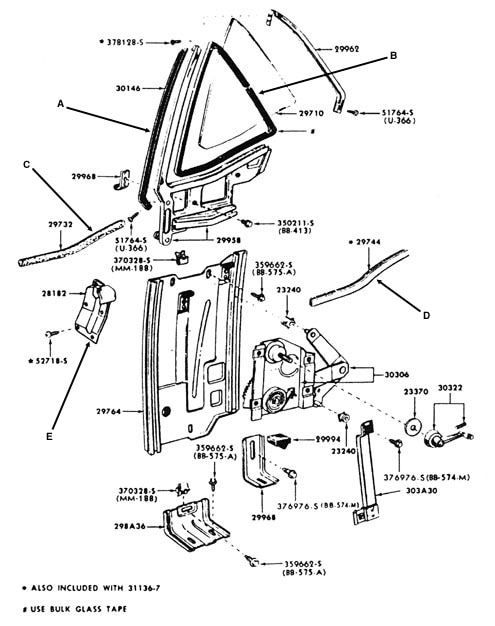 1967 gto engine diagram
