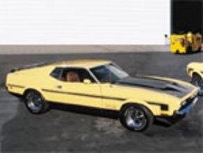 Dan Ingearetson's 1971 Ford Mustang Boss 351 SportsRoof - Since New