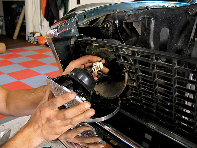 Mump 0711 20 Z Reenmachine Headlamp Conversion Photo
