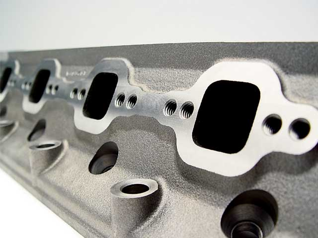 Cylinder Heads Exhaust Ports