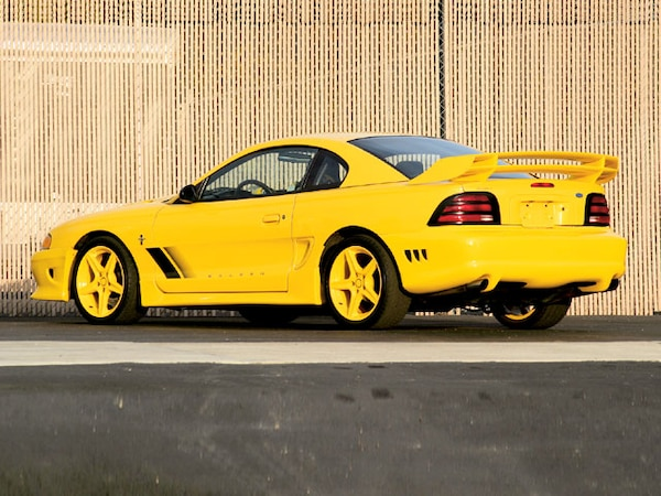 Image 1994 Photo Mustang Meanest Gallery Ford Saleen - Sr amp;