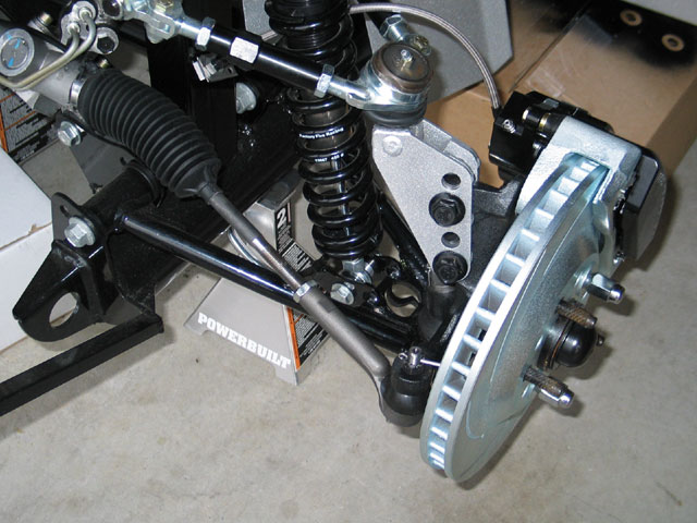 Factory Five Roadster Brake Assembly