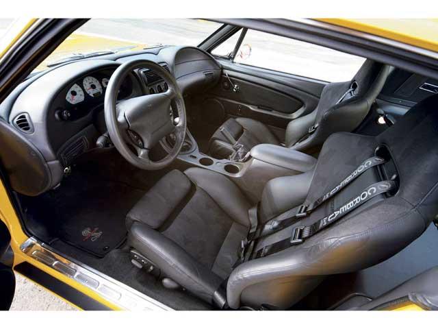 Mufp 0609 Sn65 20 Z 1965 Ford Mustang Fastback Interior