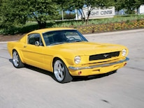 Mufp_0609_sn65_15_z 1965_ford_mustang_fastback Front_view