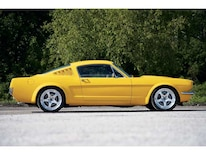 Mufp_0609_sn65_23_z 1965_ford_mustang_fastback Side_view