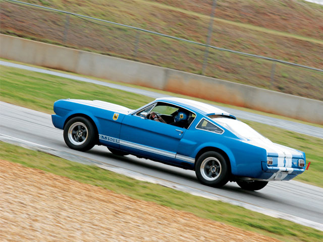 The Year One Experience Ford Gt 350Sr