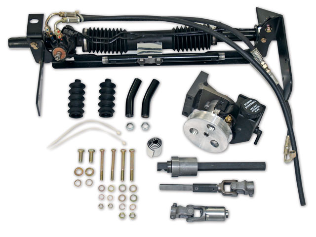 Power Rack And Pinion Randaalls Rack System