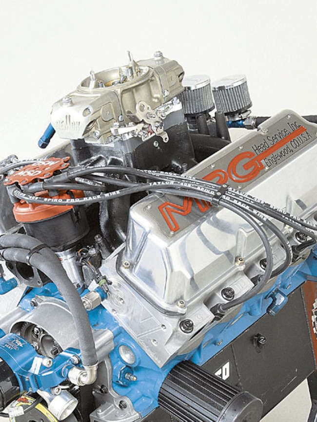 cc3b7f03d6 Building A High Performance Boss Mustang 409 Engine - Big Boss Buildup