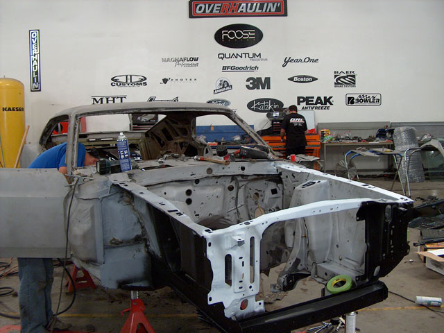 Behind The Scenes At Overhaulin Deconstructed